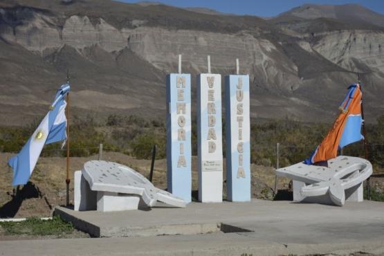 Inauguraron el Paseo de la Memoria