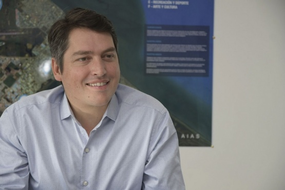Martín Pérez se confirmó como candidato a la Intendencia
