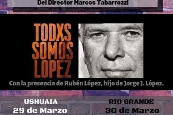 Se estrena el documental Todxs Somos López