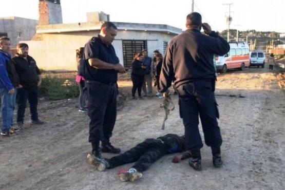 Muerte en Fracción 14: investigan el accionar policial