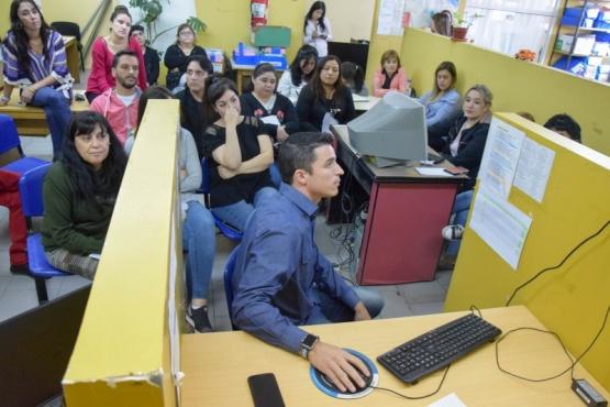 Capacitación a trabajadores del Juzgado Municipal de Faltas