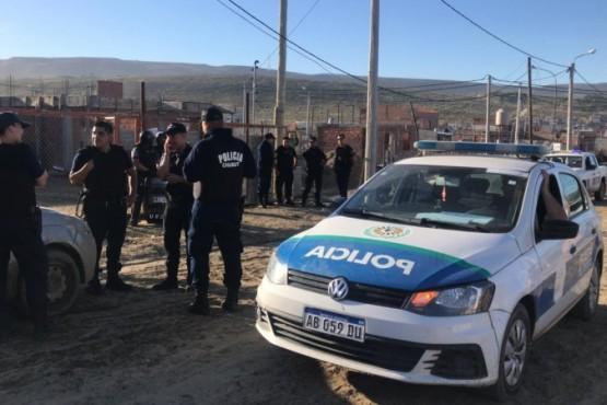 Vecinos se movilizan en pedido de justicia