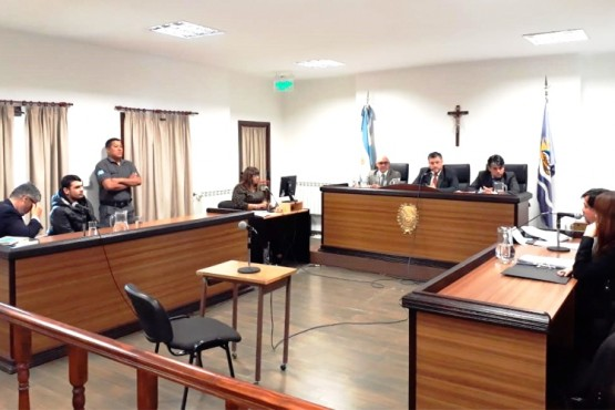 El juicio se celebró en la Cámara en lo Criminal. La víctima fue apuñalada en un departamento de calle Salta al 200.