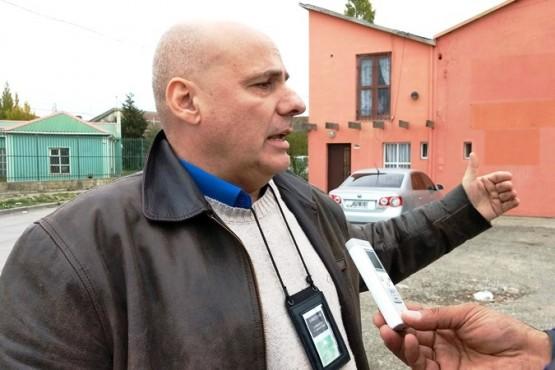 Director de Comercio Miguel D'Abbraccio (C.G)