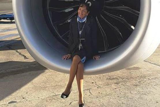 Falleció la azafata que tuvo un ACV en el aeropuerto de Comodoro