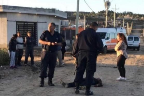 """Oviedo fue atado, arrastrado y lo golpearon """"con intenciones de matarlo"""""""