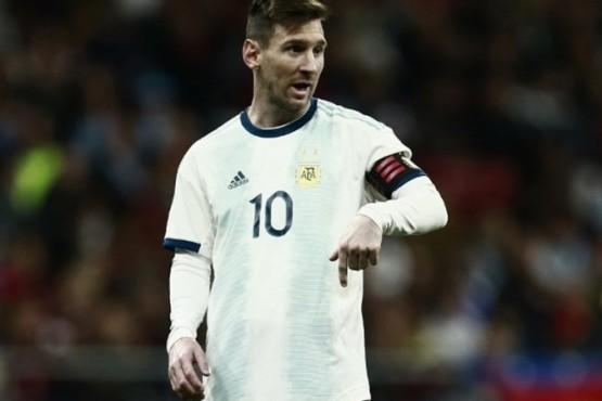 Messi rompió el silencio: