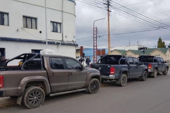 La Policía Federal secuestró automóviles a la familia Báez