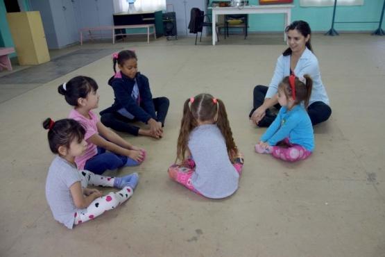 Taller de Danzas Clásicas para niños