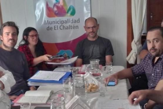 Municipales de El Chaltén cerraron el 30% de aumento