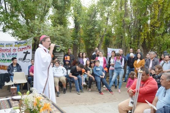 El Obispo aclaró que no se sacará fotos con candidatos