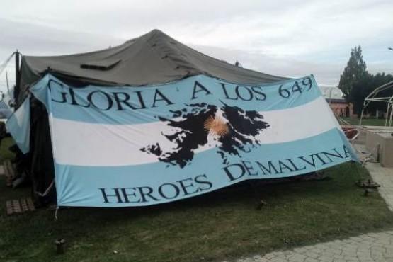 """La Caravana """"Malvinas Por Siempre Argentinas"""" recorrerá Río Gallegos"""