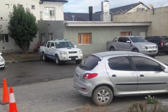 Dos detenidos por el robo de un coche