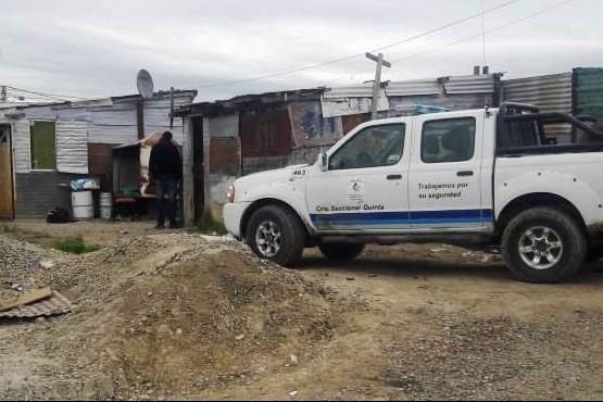 Fueron detenidos tras desvalijar casa de albañil cuando dormía