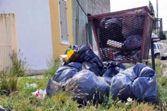 Mañana no habrá recolección de residuos en Río Gallegos