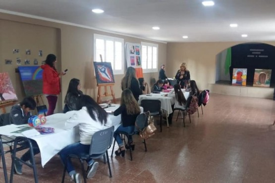 Conservatorio Fracassi en Lago Posadas