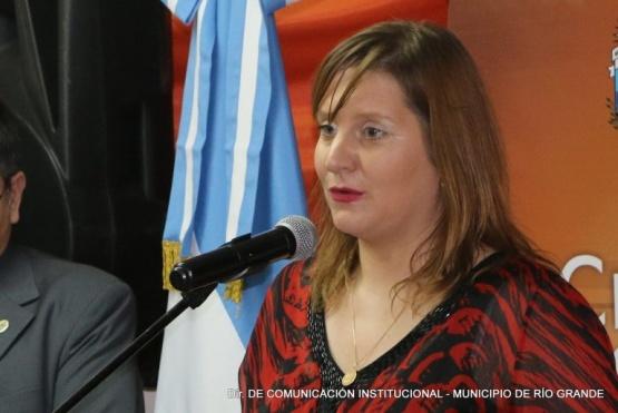 Judit Di Giglio será la nueva Secretaria de Salud