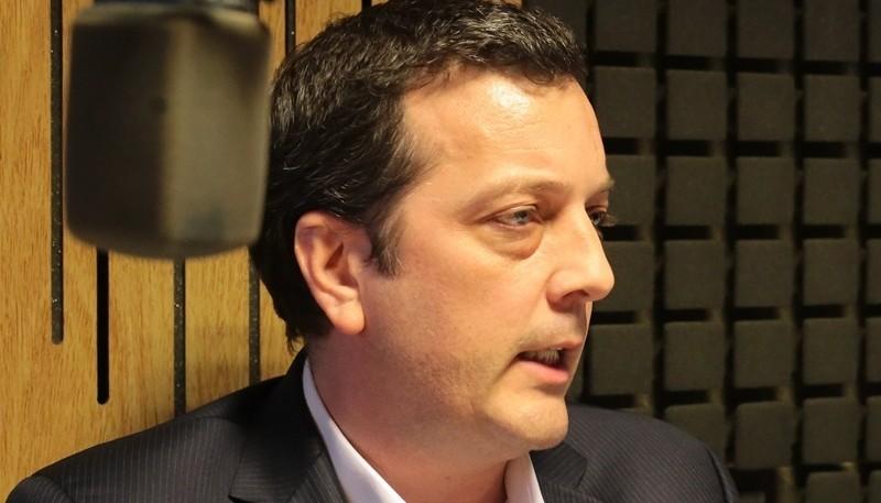 Perincioli fue entrevistado ayer por Tiempo FM.