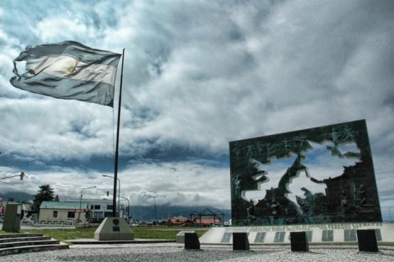 Ciudadanos de Ushuaia reunieron $22 mil para los Ex Combatientes