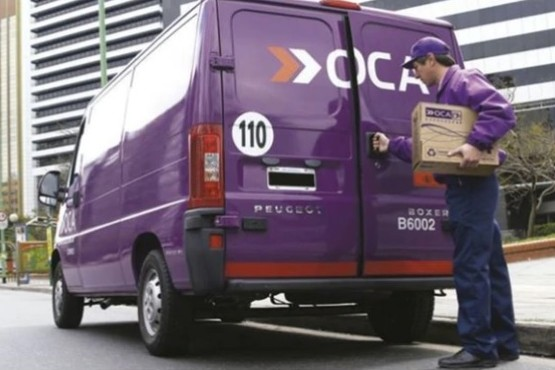 La Justicia declaró la quiebra del correo privado OCA