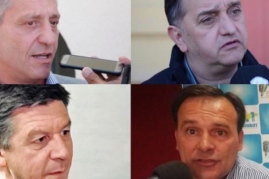 Arcioni cierra en Trelew, Linares en Madryn, Menna en Comodoro y Mac Karthy en el Valle