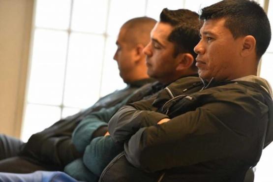 Comenzó el juicio a policías acusados de vejaciones
