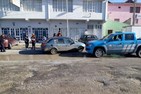 Secuestran un vehículo que funcionaba como 'Uber'