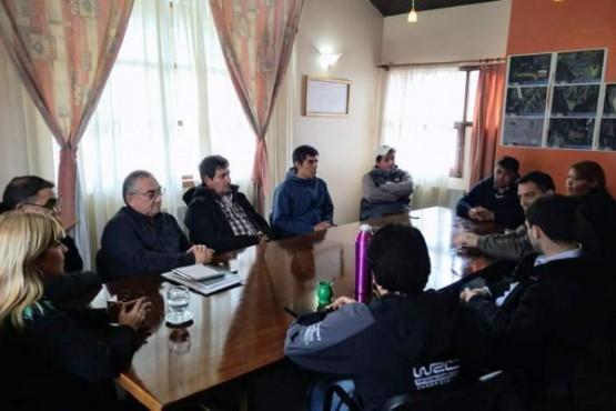 Pavez se mostró dispuesta a colaborar con los organizadores.