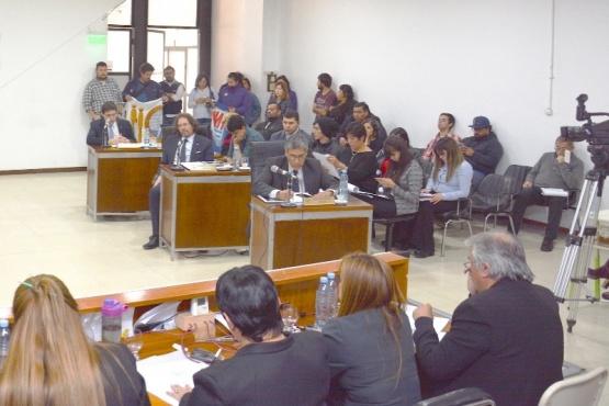 Piden informe sobre el inicio de Maxia y adenda de la Cuenca Sarmiento