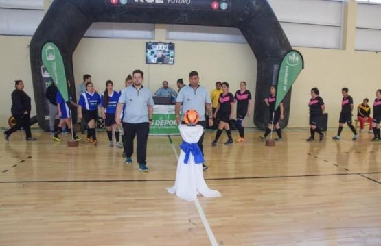 Arrancó la Liga municipal de Futbol de Salón