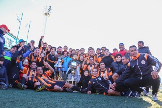 Belgrano se consagró campeón en Seniors