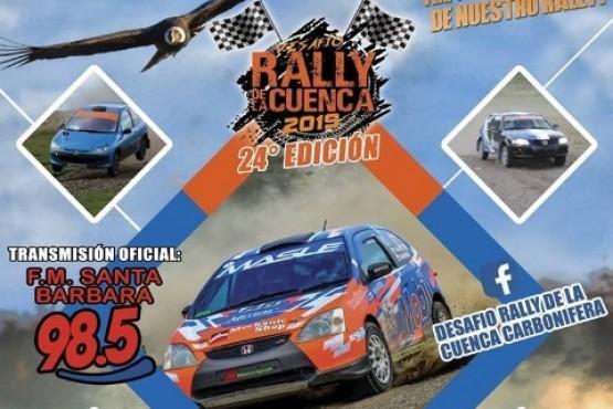 Nueva edición del Desafío Rally de la Cuenca Carbonífera 2019