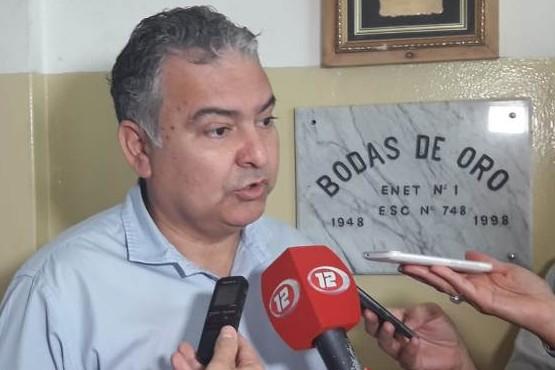 Diputado provincial denunció falta de boletas en Lagunita Salada