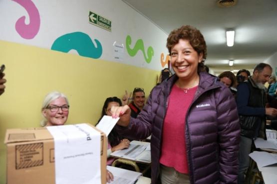En Río Negro ganó Arabela Carreras
