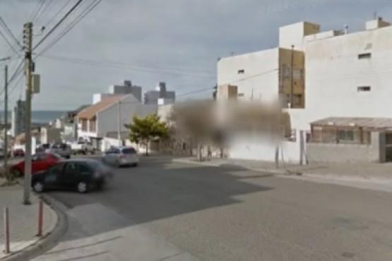 Dos hombres intentaron secuestrar a una mujer en el centro