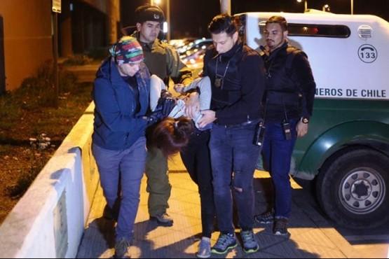 Capturan en Punta Arenas a ciudadana argentina condenada por accidente fatal