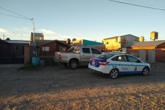 Secuestran armas en dos allanamientos