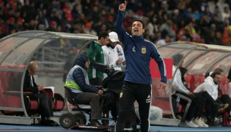 Lionel Scaloni sufrió un accidente en Mallorca (EFE)