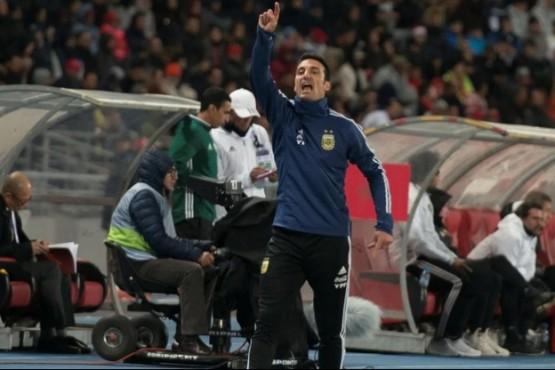 Lionel Scaloni sufrió un accidente en España y quedó internado