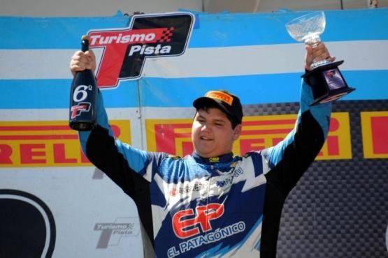 Martínez pone segunda y espera otro podio