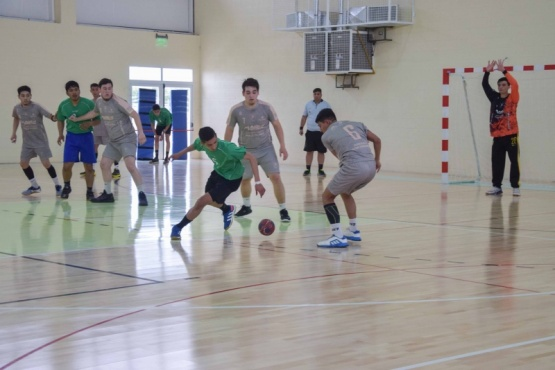 Comienza el Primer Torneo Provincial de Handball Juvenil
