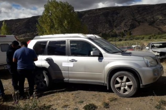 Secuestran dos autos en Esquel