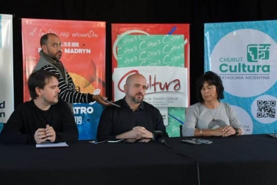 """Puerto Madryn será escenario de la """"Fiesta Nacional del Teatro"""""""