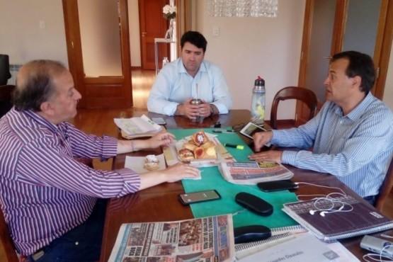 Se reúne el PJ para diagramar la campaña