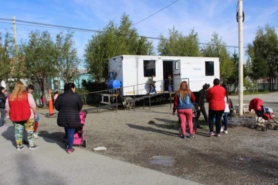 Unidad Sanitaria Móvil estará en Barrio Evita