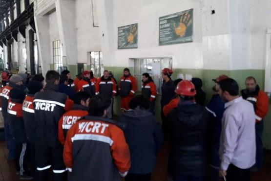 Trabajadores de la Usina 21 megas de YCRT podrìan profundizar hoy las medidas