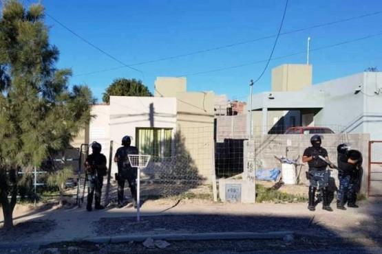 Tres detenidos por robo y secuestro