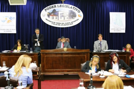 Legislatura aprobó la sesión de las 10 mil hectáreas