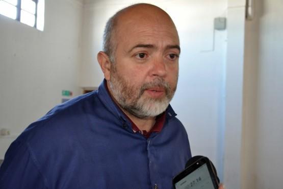 Director de Desarrollo Comunitario, Profesor Eduardo Murúa