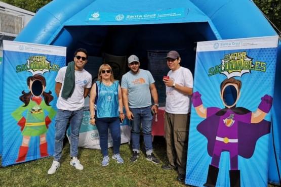 Tráiler de salud llega a Puerto Deseado